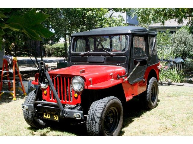 Picture of Classic '53 Jeep located in Palm Springs California Auction Vehicle - PB9C