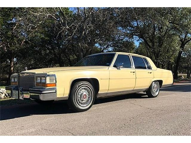 Picture of '87 Fleetwood Brougham - PI5I