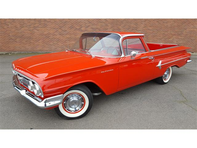 Picture of Classic '60 Chevrolet El Camino Auction Vehicle - PB9D