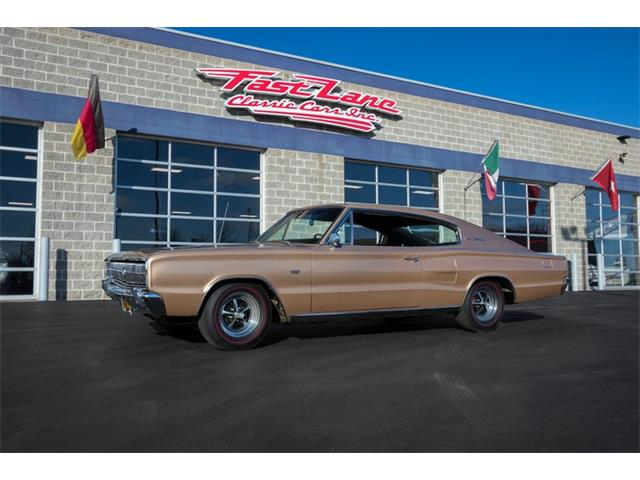 Picture of Classic '66 Dodge Charger located in St. Charles Missouri - $79,995.00 - PI5Q