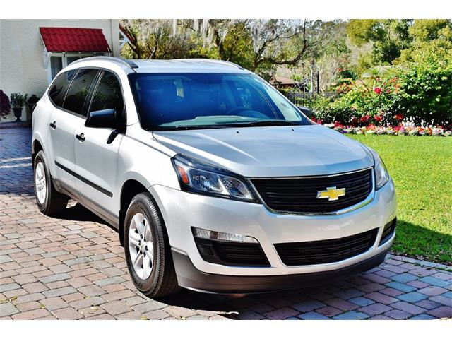 Picture of 2014 Traverse Auction Vehicle Offered by  - PI5T
