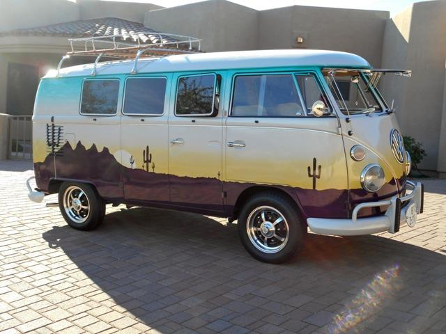Picture of 1964 Volkswagen Bus Auction Vehicle Offered by  - PB9G