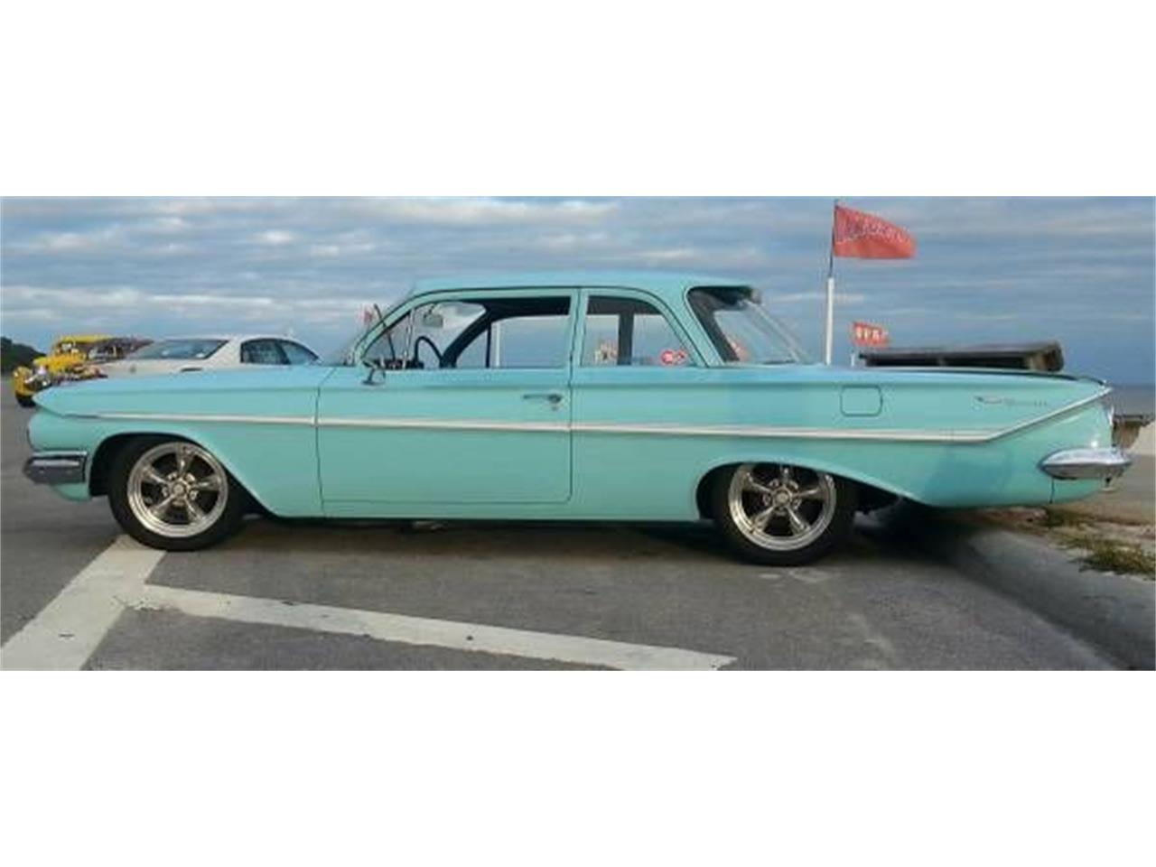 Large Picture of Classic '61 Chevrolet Bel Air located in Michigan - PI6K