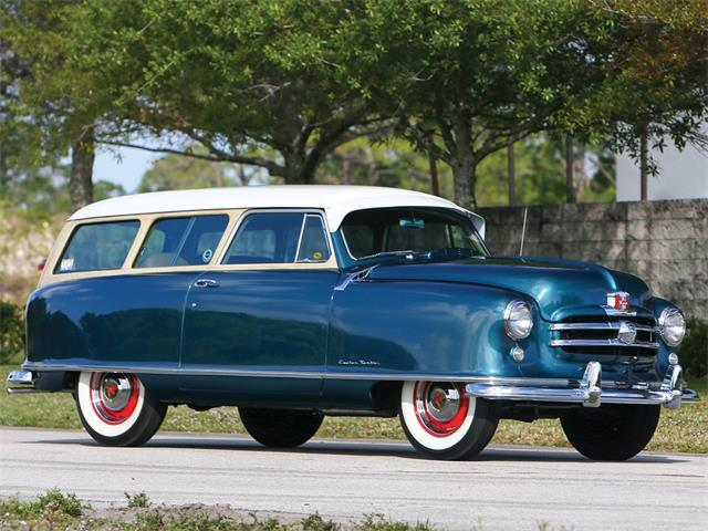 Picture of '52 Rambler Station Wagon located in Fort Lauderdale Florida Offered by  - PIZI