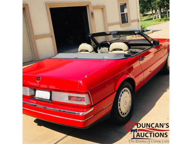 Picture of 1991 Cadillac Allante located in Allen Texas Auction Vehicle Offered by  - PIAD