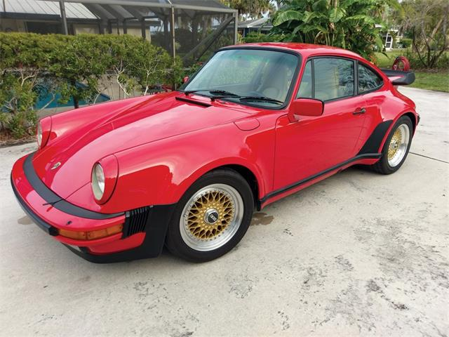 Picture of '86 911 Turbo located in Fort Lauderdale Florida Auction Vehicle - PIZQ