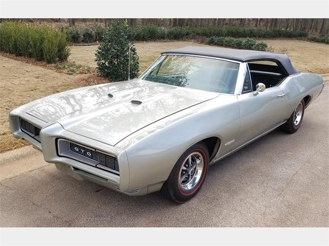 Picture of Classic '68 Pontiac GTO Offered by  - PIZR