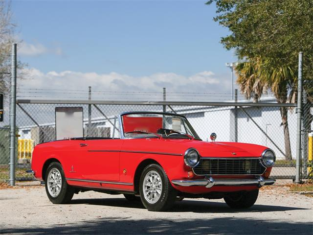 Picture of 1965 Fiat Abarth 1500 Auction Vehicle - PIZU