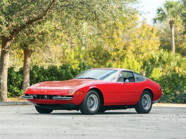 Picture of 1972 365 GTB/4 Daytona Berlinetta Auction Vehicle Offered by  - PIZW