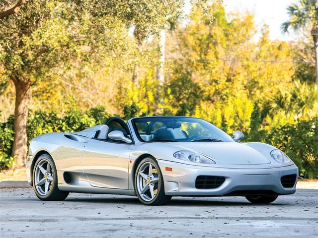 Picture of 2003 Ferrari 360 located in Florida Offered by  - PIZZ