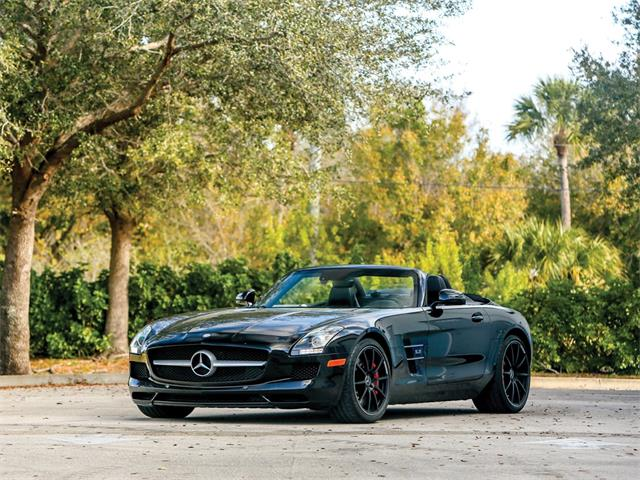 Picture of 2012 SLS AMG located in Fort Lauderdale Florida Offered by  - PJ00