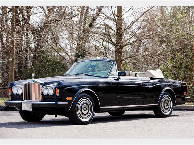 Picture of '88 Corniche II Auction Vehicle Offered by  - PJ0B