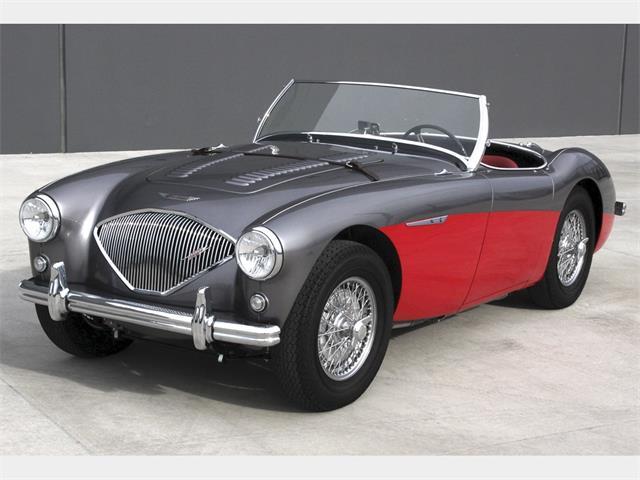 Classic Austin Healey For Sale On Classiccars Com