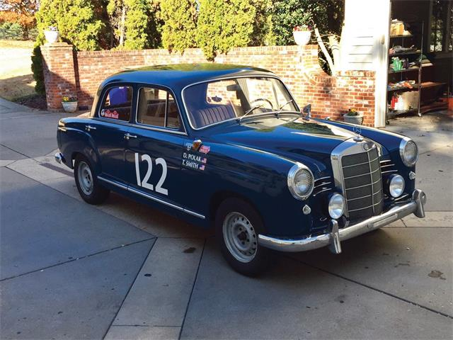 Picture of Classic '58 Mercedes-Benz 190 Sedan located in Florida Auction Vehicle Offered by  - PJ0I