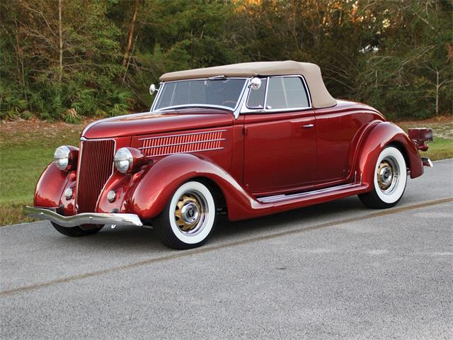 Picture of 1936 Deluxe Roadster Custom located in Fort Lauderdale Florida - PJ0N