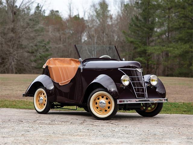 Picture of 1950 Rolux Micro Car - PJ0Q