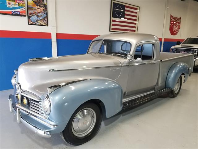 Picture of Classic '46 Hudson Super Six Pickup located in Florida Auction Vehicle Offered by  - PJ0W