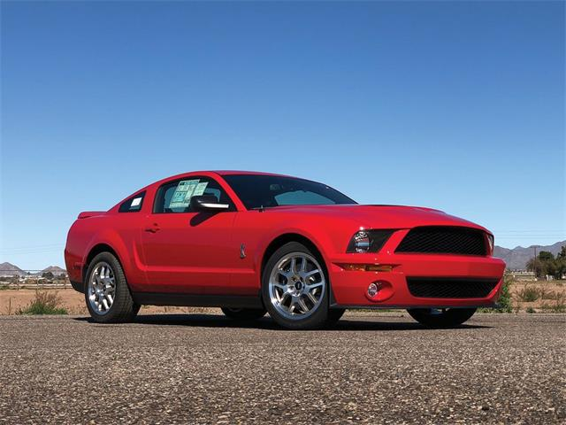 Picture of '07 Shelby GT500 located in Florida Offered by  - PJ0X