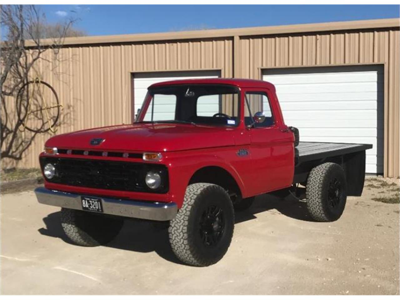 For Sale: 1966 Ford F250 in Ft  Stockton, Texas