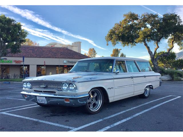 Picture of '63 Country Sedan located in Burbank California - $24,500.00 - PJ15