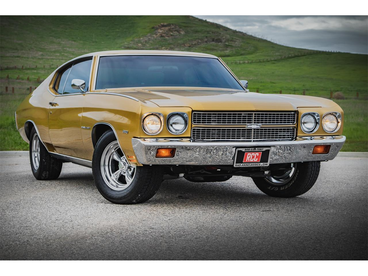 Large Picture of '70 Chevelle - PJ1D