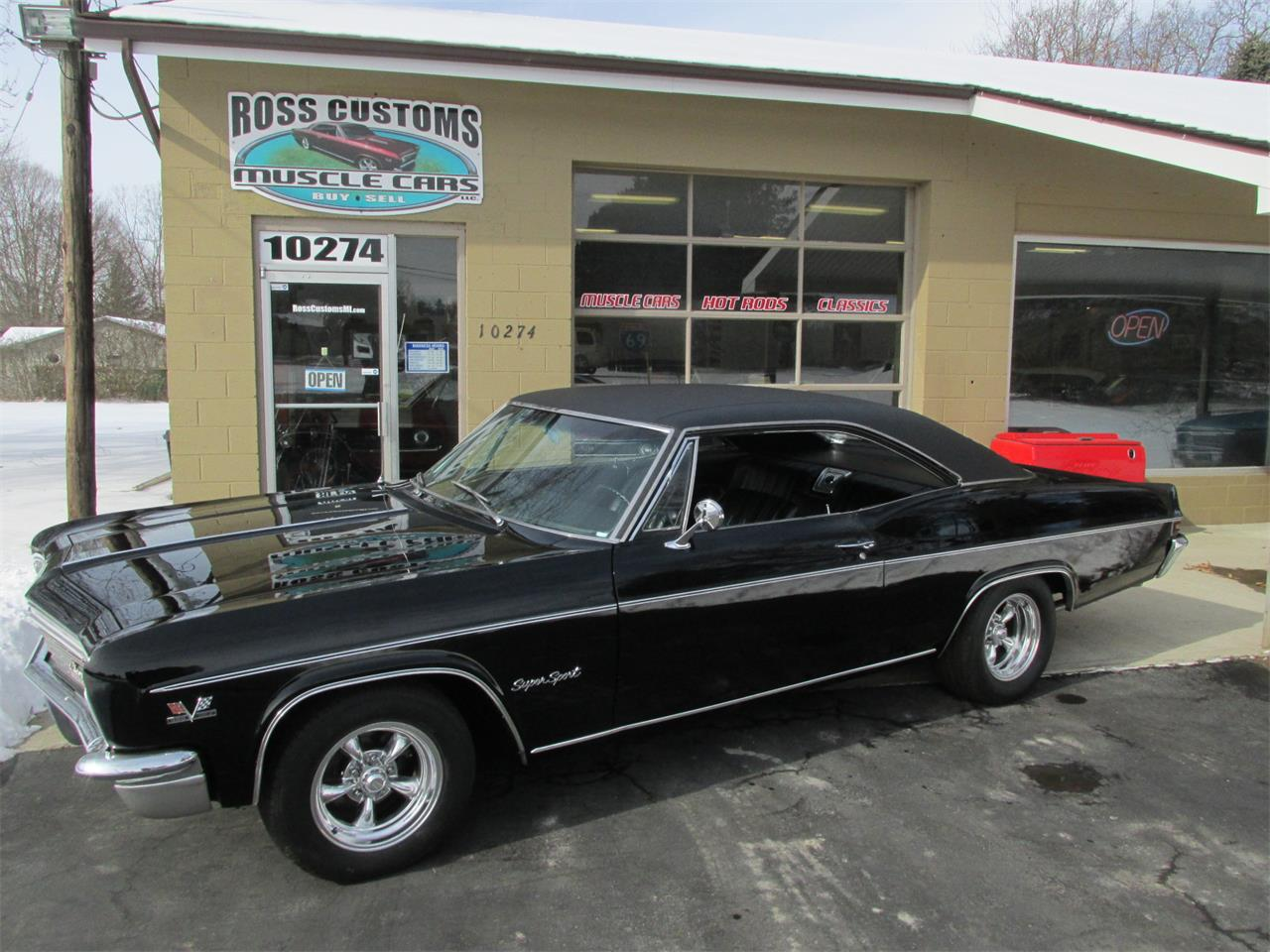 Large Picture of '66 Impala SS - PJ1F