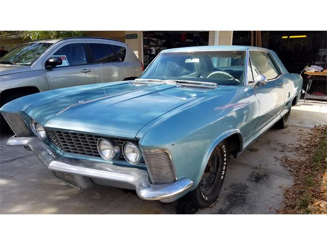 Picture of Classic 1963 Buick Riviera located in Florida - $8,000.00 Offered by a Private Seller - PJ1G