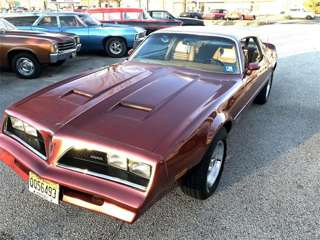 Picture of 1978 Pontiac Firebird Formula located in New Jersey - PJ1O