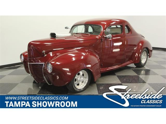 1940 Ford Club Coupe