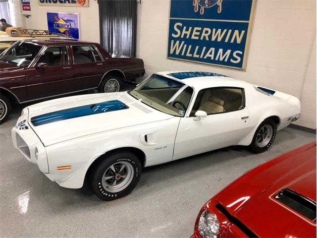 Picture of Classic 1970 Firebird Trans Am Auction Vehicle Offered by  - PJ1T