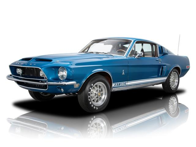 1968 Shelby GT350