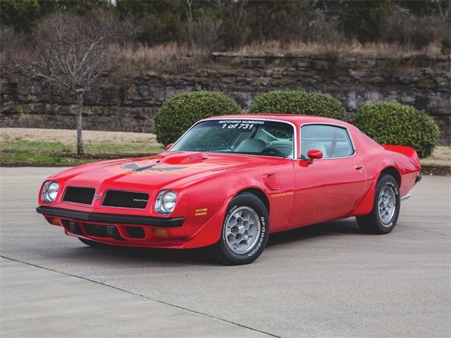 Picture of '74 Firebird Trans Am Auction Vehicle Offered by  - PJ2J