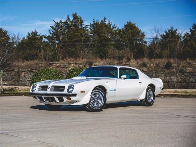 Picture of 1974 Pontiac Firebird Trans Am located in Florida Auction Vehicle - PJ2M
