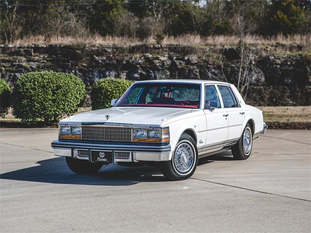 Picture of 1977 Cadillac Seville located in Florida Auction Vehicle Offered by  - PJ2Q