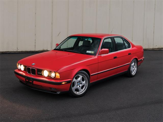 Picture of '91 M5 Auction Vehicle Offered by  - PJ36