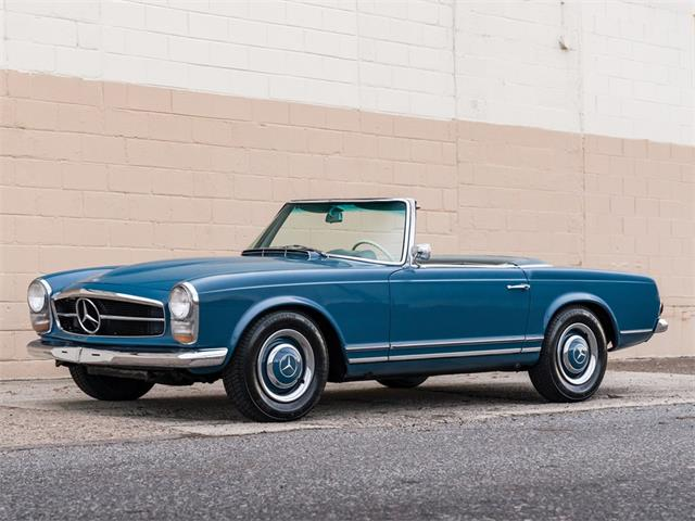 Picture of '65 Mercedes-Benz 230 SL 'Pagoda' Auction Vehicle Offered by  - PJ37