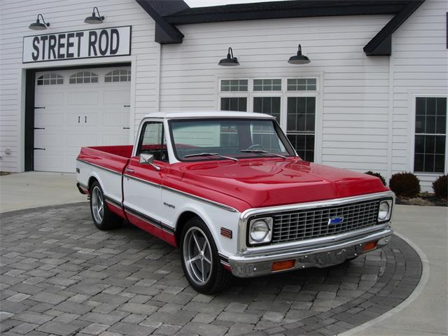 Picture of Classic 1972 C10 Offered by  - PIAQ