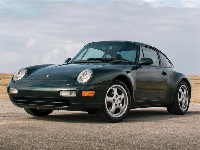 Picture of '96 911 Carrera 2 Coupe Auction Vehicle Offered by  - PJ39