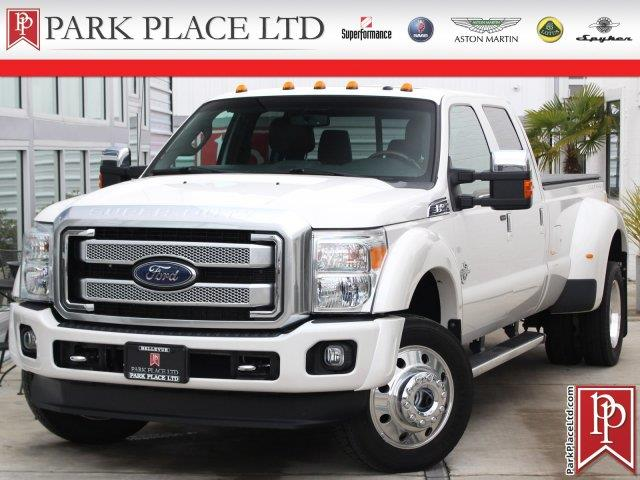 Picture of 2015 Ford F450 located in Bellevue Washington - $59,950.00 Offered by  - PJ3C