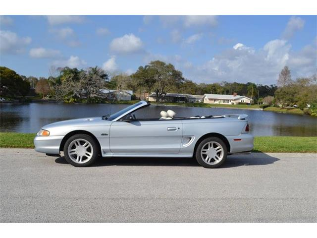 Picture of 1996 Ford Mustang Offered by  - PJ3E