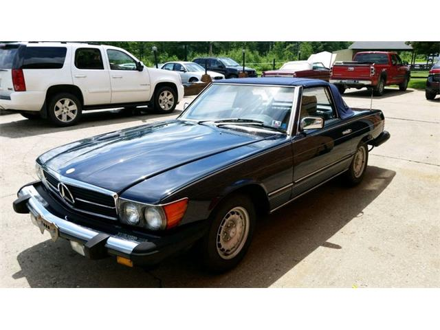 Picture of 1984 Mercedes-Benz 380SL located in Punta Gorda Florida Auction Vehicle - PJ3H