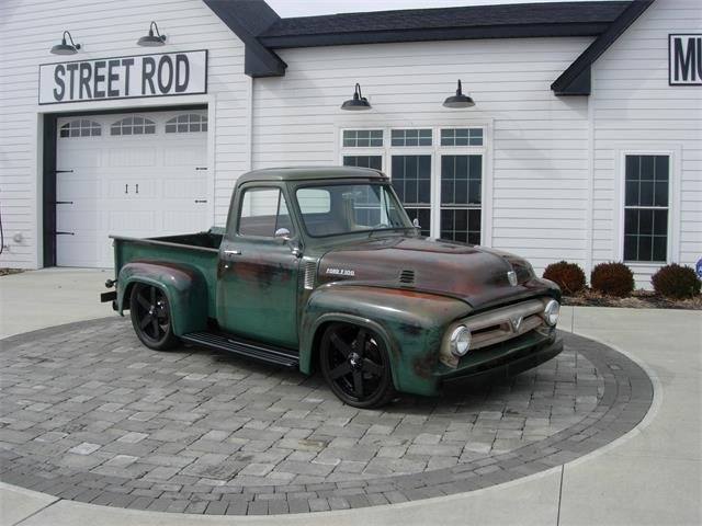 Picture of '53 F100 - PIAS