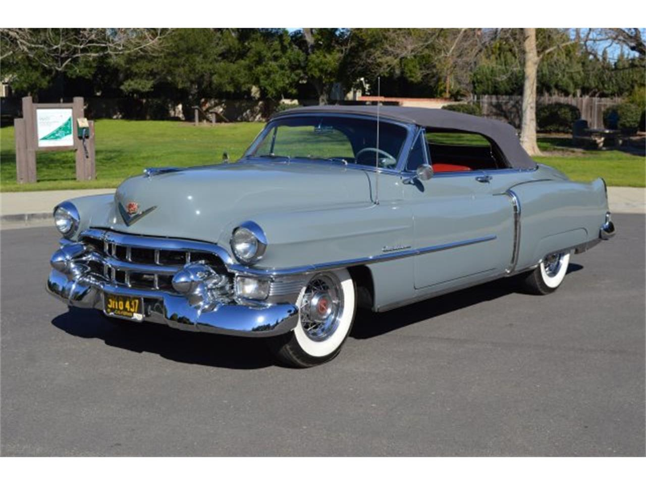 Large Picture of Classic '53 Cadillac Series 62 located in San Jose California Offered by American Motors Customs and Classics - PJ3Y