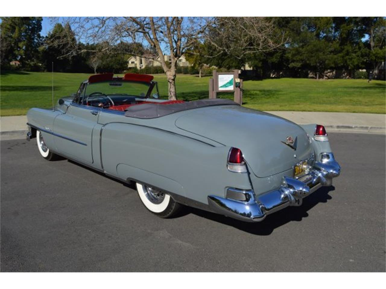 Large Picture of 1953 Series 62 located in San Jose California - $87,900.00 Offered by American Motors Customs and Classics - PJ3Y