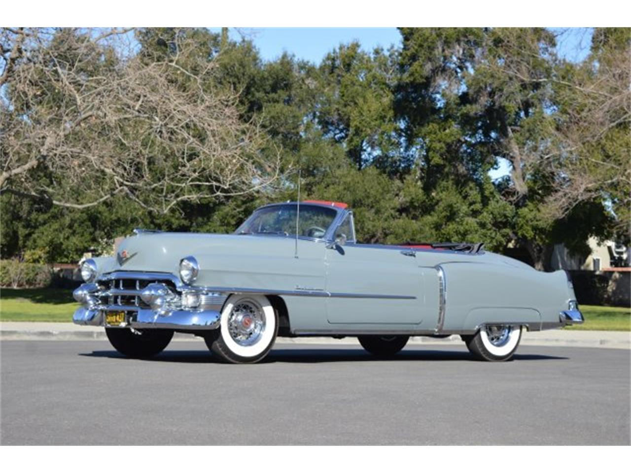 Large Picture of '53 Series 62 located in California Offered by American Motors Customs and Classics - PJ3Y