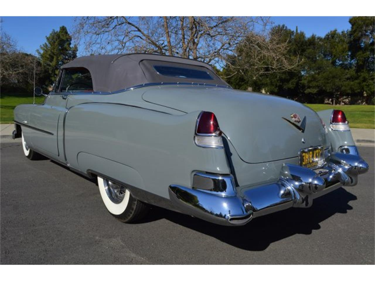 Large Picture of Classic '53 Cadillac Series 62 - $87,900.00 Offered by American Motors Customs and Classics - PJ3Y