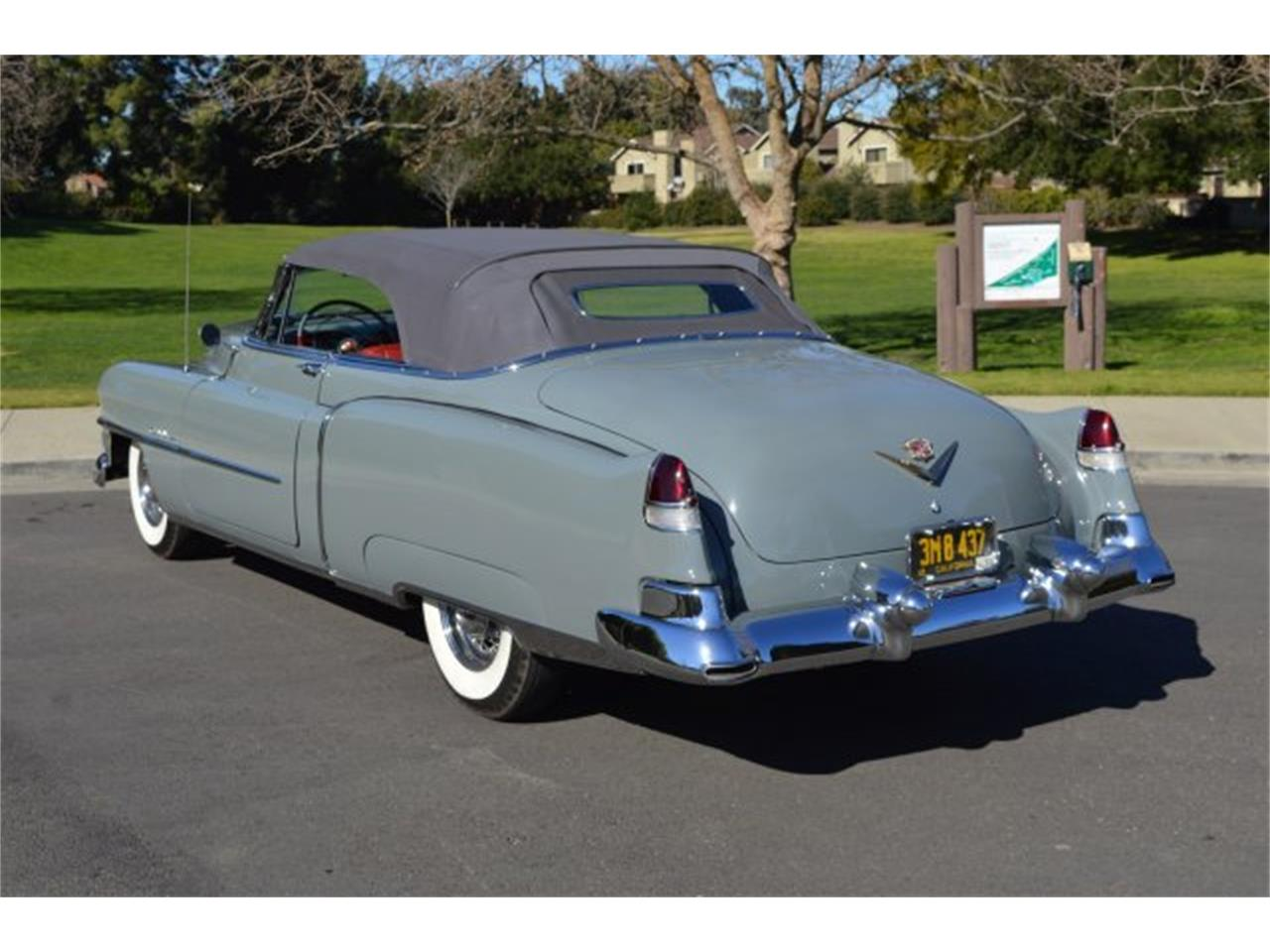 Large Picture of '53 Series 62 located in California - PJ3Y
