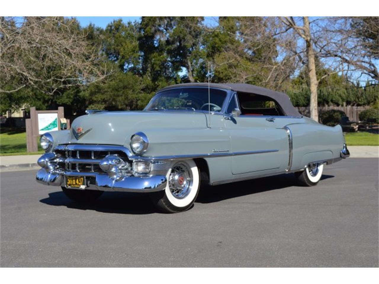 Large Picture of '53 Series 62 - $87,900.00 - PJ3Y