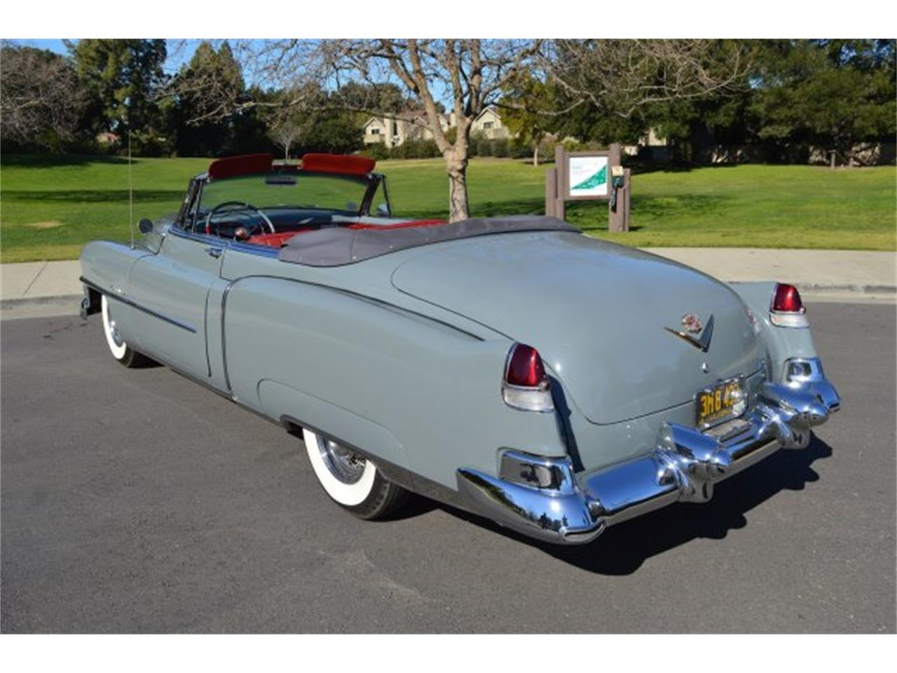 Large Picture of '53 Cadillac Series 62 - $87,900.00 Offered by American Motors Customs and Classics - PJ3Y