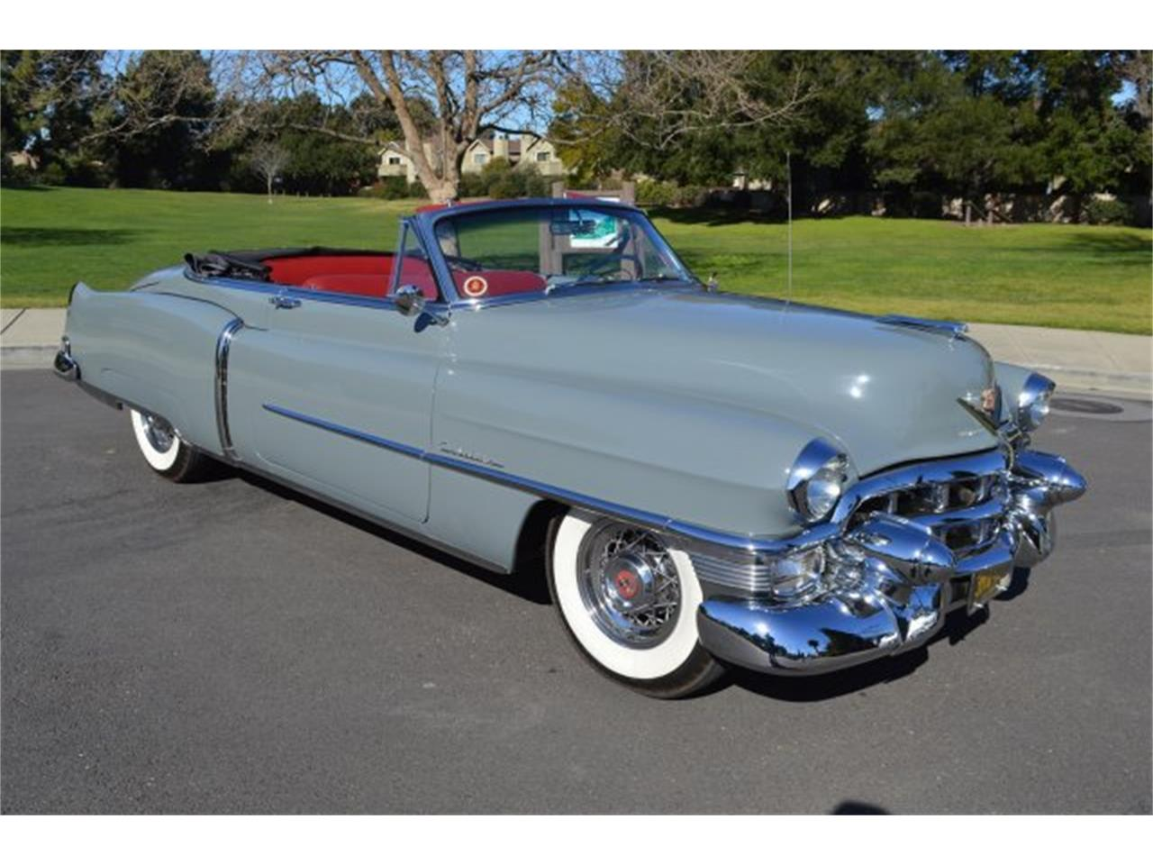 Large Picture of '53 Cadillac Series 62 located in California - $87,900.00 Offered by American Motors Customs and Classics - PJ3Y